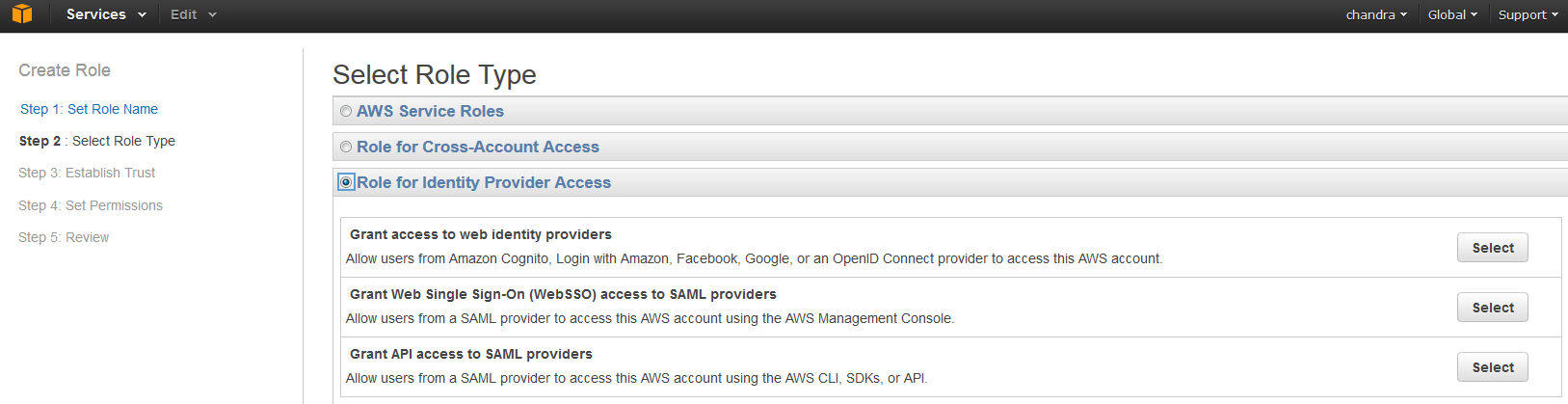 SAML SSO to AWS (Amazon Web Services) with NetIQ Access Manager