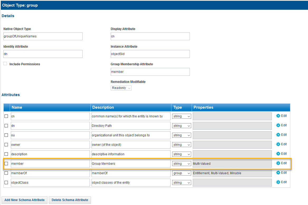 Configure NetIQ Access Governance to process AD nested group