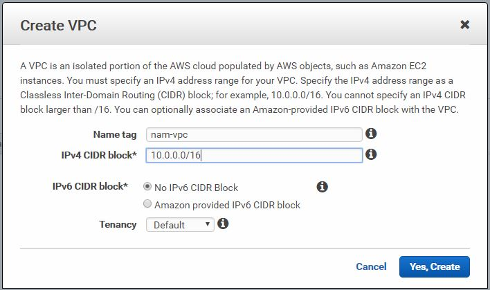 Deploying NetIQ Access Manager in AWS for High Availability and