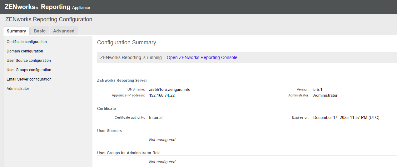 New Oracle Enabled Content #ZENworks Reporting Package