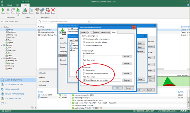 The Ultimate in GroupWise Protection with Veeam and Micro